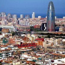 De visita en Barcelona