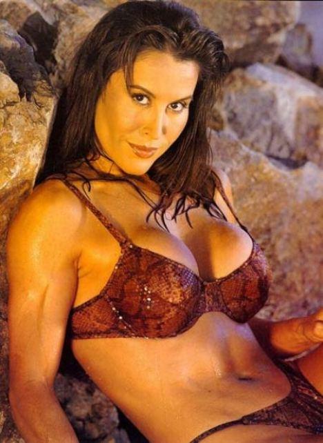 Mujeres Musculosas, Rachel McLish