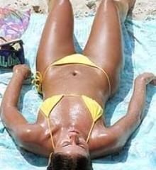 Exponte al sol adecuadamente