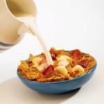 Tabla calórica Cereales, lacteos y grasas