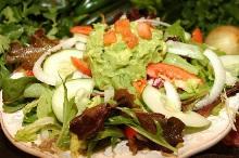Vegetales y verduras pueden ser muy calóricas