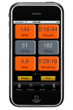 El Iphone controlará tu ritmo cardíaco
