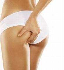 Piernas fuertes y sanas sin celulitis
