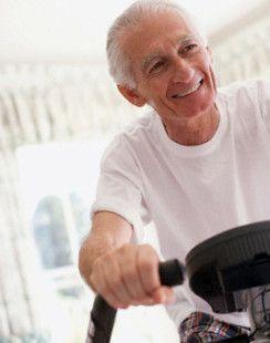 Fármacos para aumentar la masa muscular en ancianos