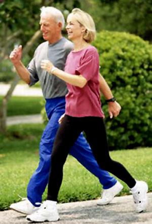 Dieta y ejercicios para combatir el sobrepeso en la tercera edad