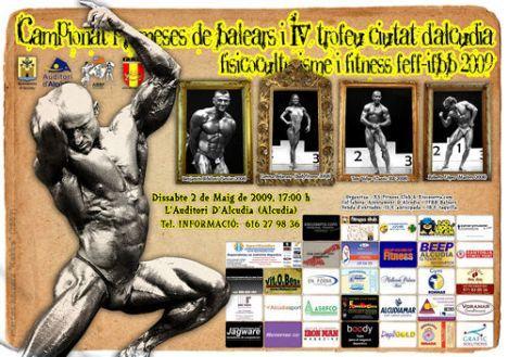 Trofeo Alcudia y Promesas de Baleares - IFBB 2009