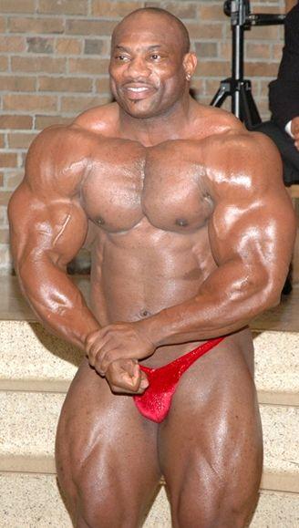 Campeones Culturistas, Dexter Jackson