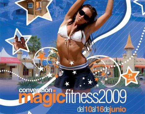 Convención MagicFitness 2009