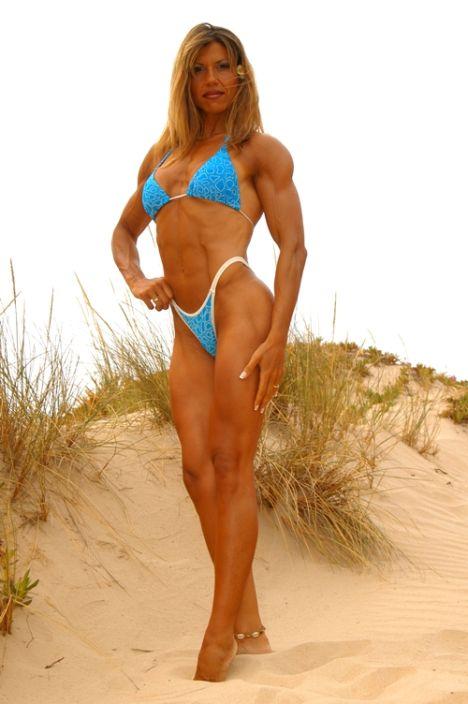 Mujeres musculosas, Mari Carmen Lemus