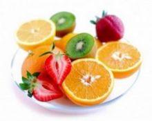 Dieta a base de piña y otras frutas