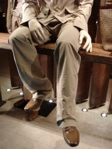 calzado formal masculino