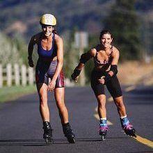 Pierde peso mientras te diviertes, ¡A patinar!