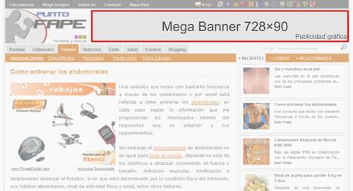 Mega Banner 728×90