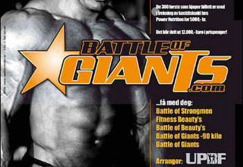 Battle of Giants Tour UPBF 2009, Noruega