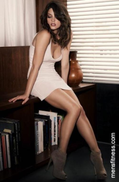 ¿Fotos de Ashley Greene desnuda?