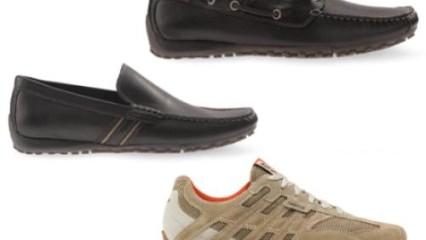 Geox, calzado para otoño-invierno 2010