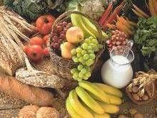 Alimentos y productos con Indice Glucémico medio