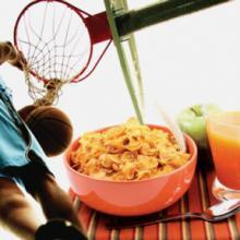 nutrientes en la dieta deportista