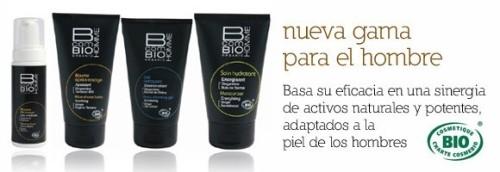 BcomBio, cosméticos naturales para el hombre
