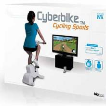 Cyberbike, Spinning con la Wii