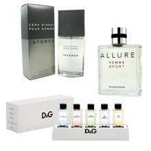 Ideas para regalar en Navidad : perfumes para hombre