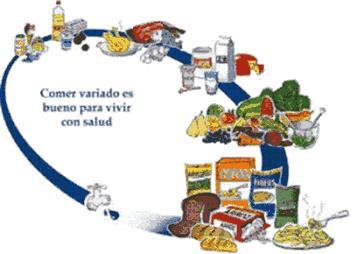 Comer variado: clave para una alimentación saludable