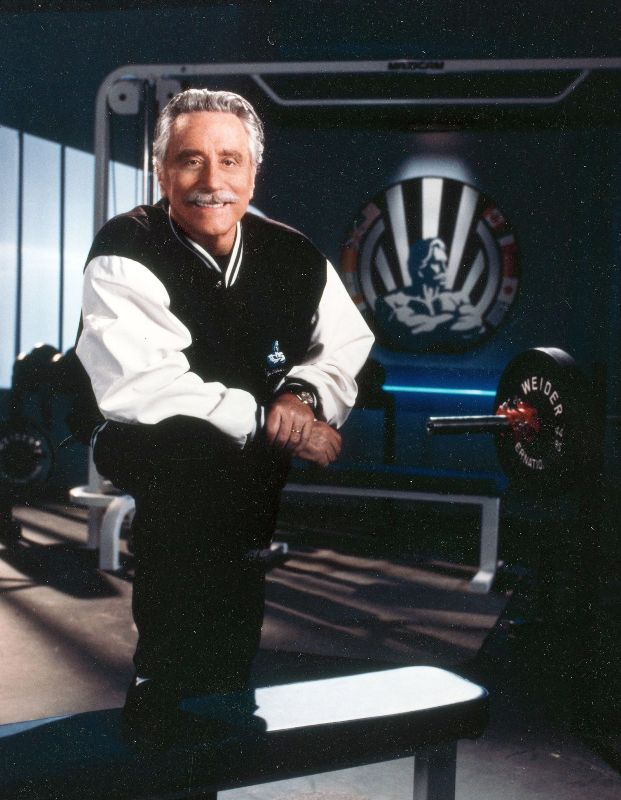 Joe Weider, creador del Mr. Olympia