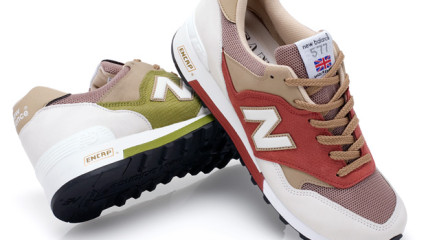 Lo último en zapatillas deportivas: Las New Balance 577