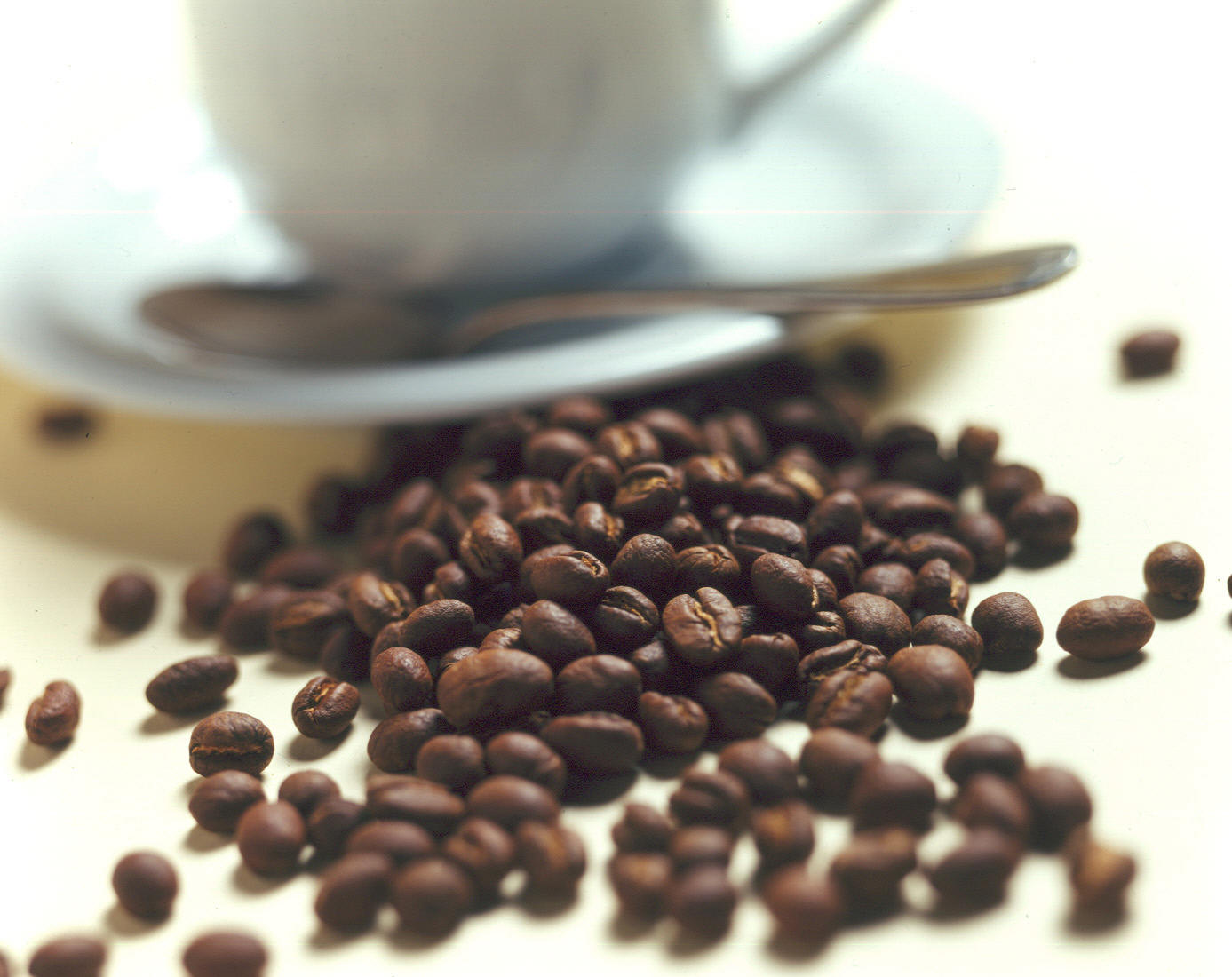 El café, un alimento más que estimulante