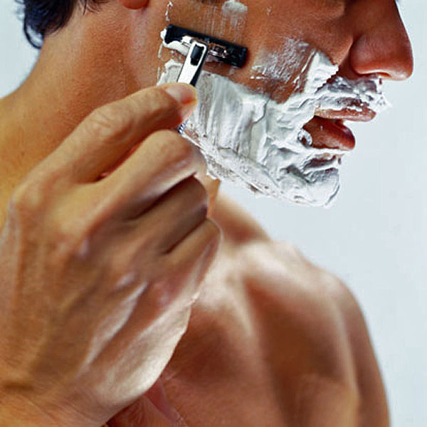 Cuidado con el afeitado