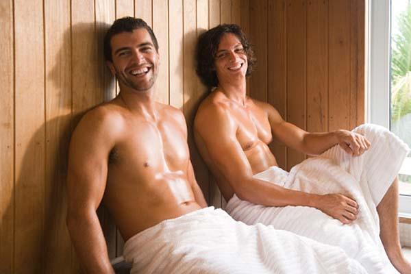 Los beneficios de la sauna