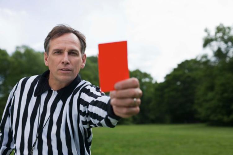 La figura del árbitro