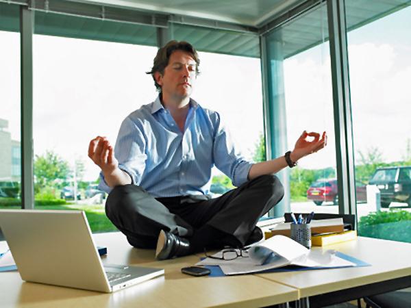 Combatir el estrés en los hombres