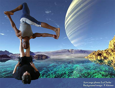El Yoga Acrobático – Acro Yoga-
