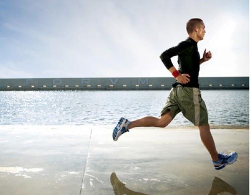 Correr, un muy buen ejercicio