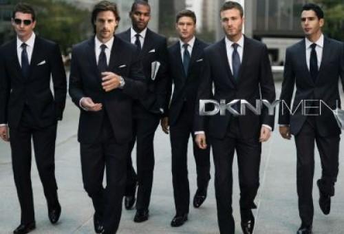 Donna Karan: Campaña primavera verano 2010 para hombres
