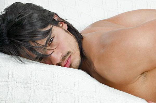La masturbación masculina como terapia