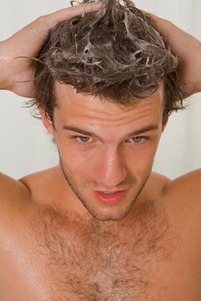 Lavar el cabello sin dañarlo