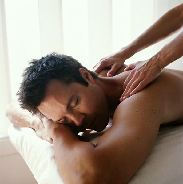 El masaje de espalda Hakim
