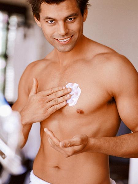 Prevenir la deshidratación de la piel corporal