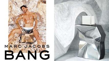 Marc Jacobs lanza su nueva fragancia Bang