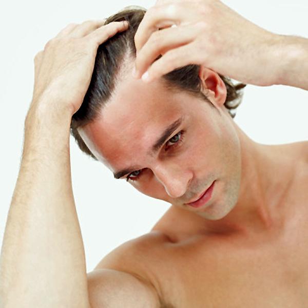 Salud y belleza para el cabello masculino