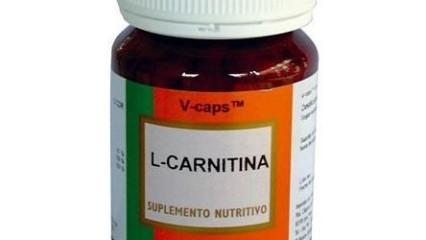 Efectos de la carnitina