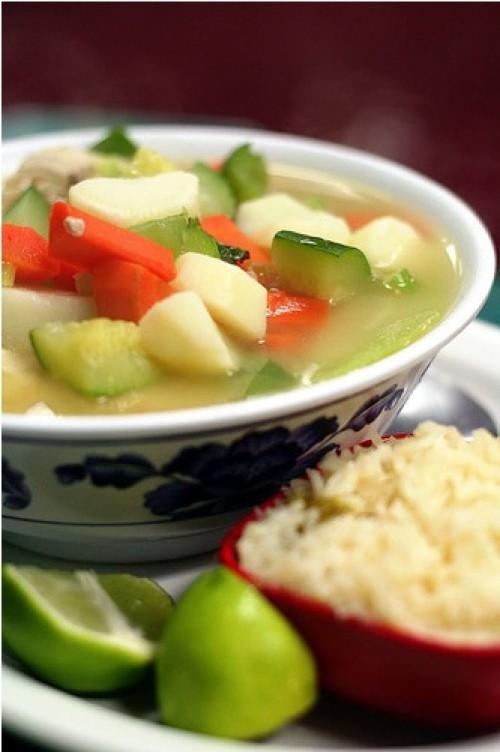 La sopa, una comida milenaria