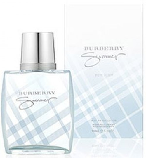 Nueva propuesta en perfume: Burberry Summer for Men