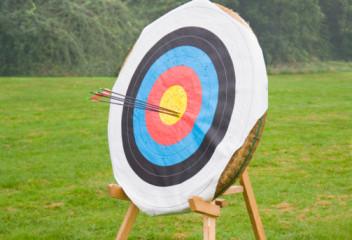 El tiro con arco