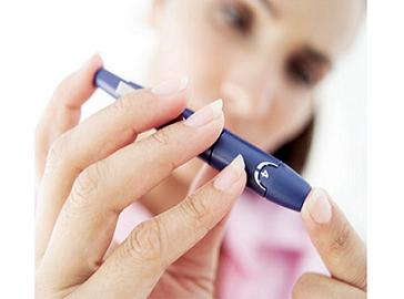 Control saludable de la Diabetes
