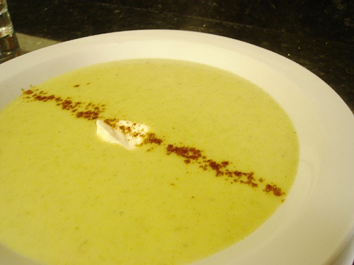 Más recetas saludables de sopas y cremas