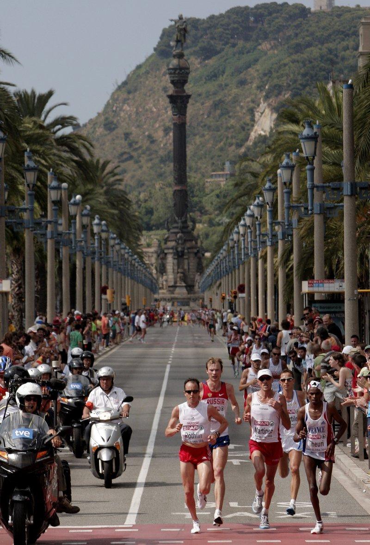 Europeo Barcelona 2010