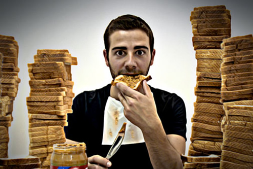 Dieta para subir de peso de manera saludable